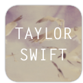 App Icon For Taylor Swift