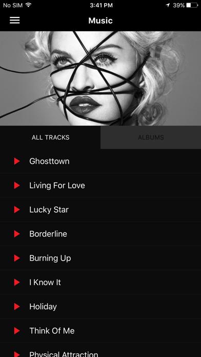 Madonna App 4