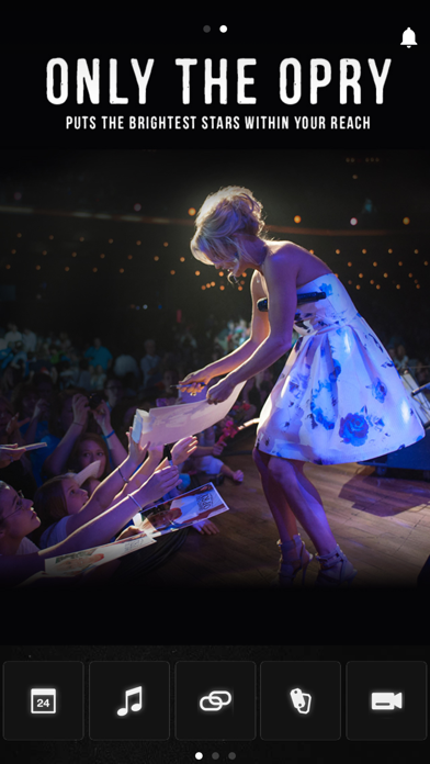 Grand Ole Opry App Screenshot 1