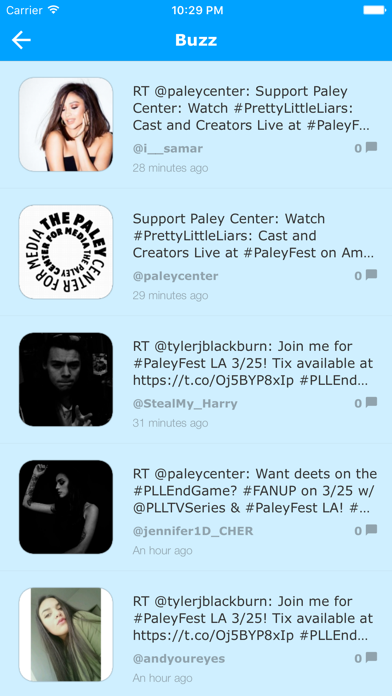 The Official Paley Center Mobile App 2