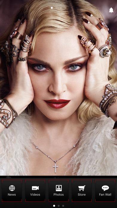 Madonna App 1