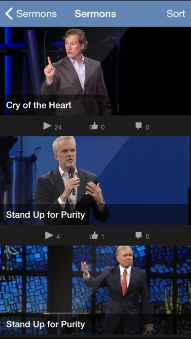 Second Baptist Church App Screenshot 3