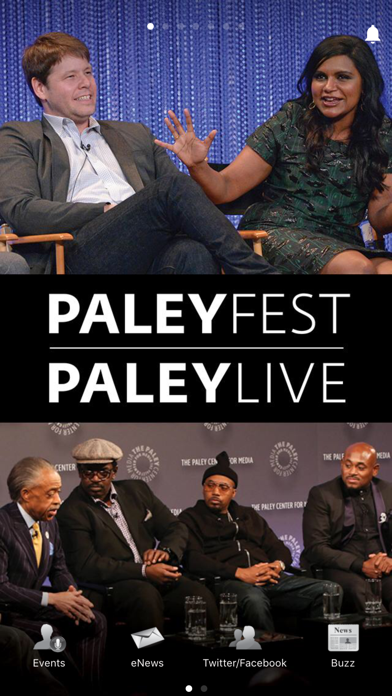 The Official Paley Center Mobile App 1