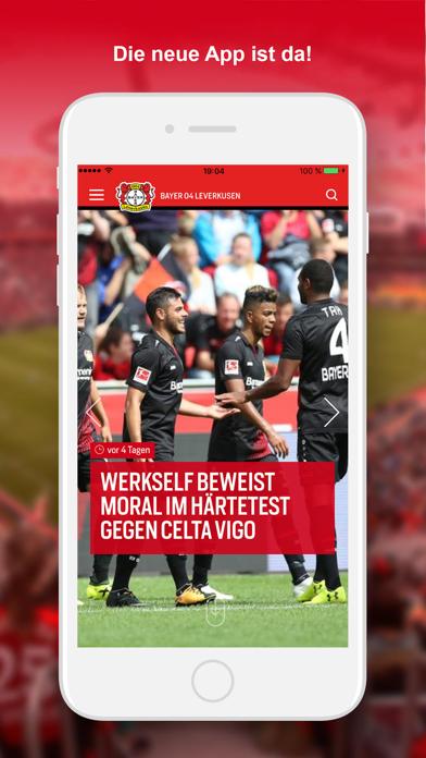 Bayer 04 Leverkusen App